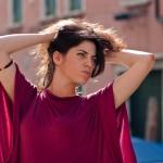 Elena in Venice