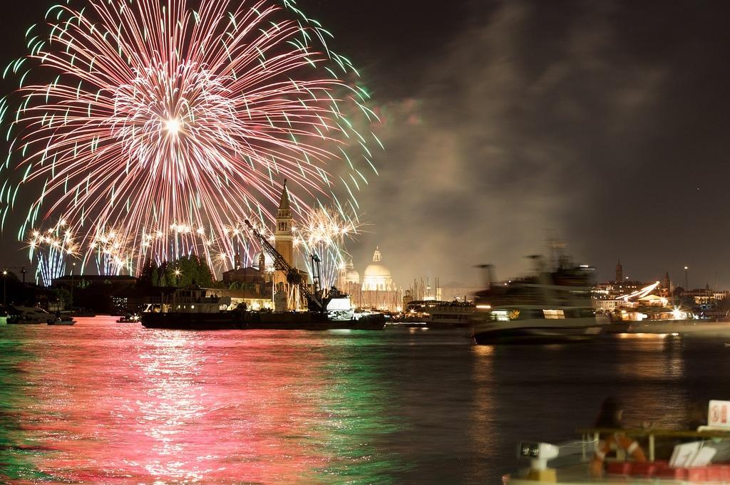 Fireworks Venezia
