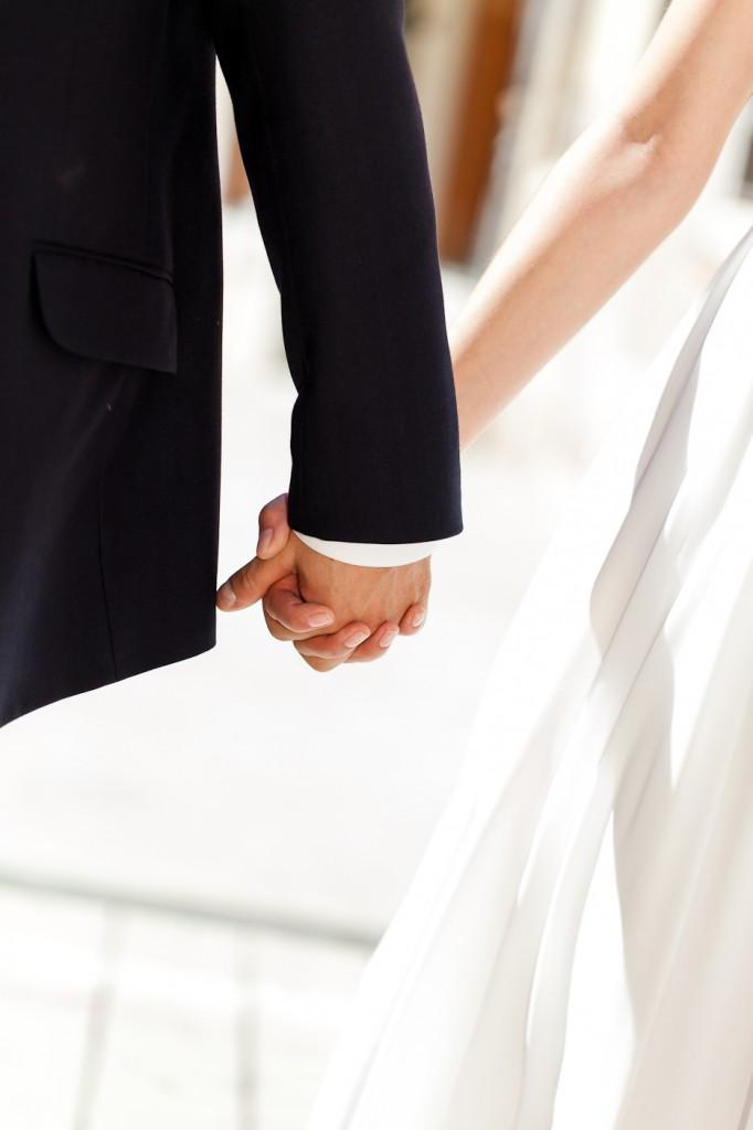 fotografia matrimonio mani