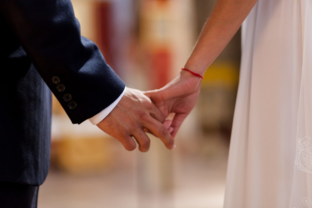 mani fotografia matrimonio Venezia